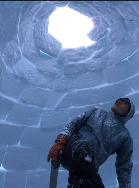 Advanced inuit igloo engineering