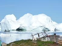North Greenland in the summertime, 21 July 2011